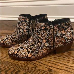 SAM EDELMAN NWOT booties size 6.5 6 1/2